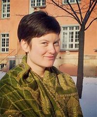 Alva Dahl, översättare och doktorand i nordiska språk