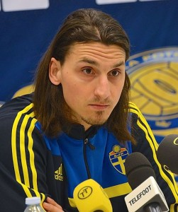 Ibrahimović eller Ibrahimovic? Foto: By Frankie Fouganthin (Own work) [CC-BY-SA-3.0 (http://creativecommons.org/licenses/by-sa/3.0)], via Wikimedia Commons